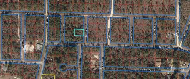 0 NE 155 Avenue, Williston, FL 32696 (MLS #OM618611) :: Gate Arty & the Group - Keller Williams Realty Smart