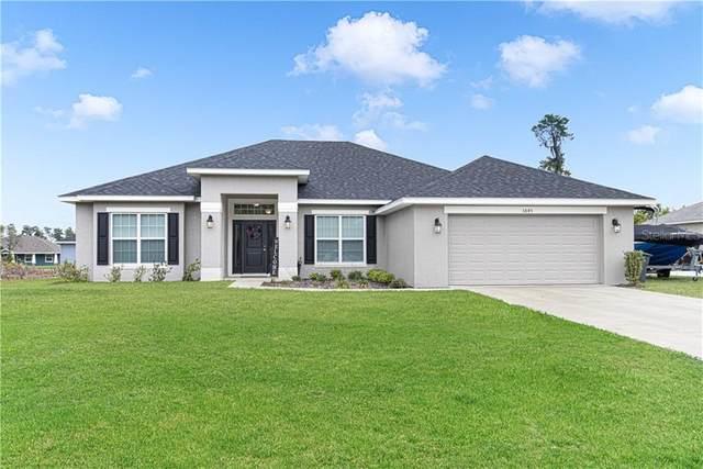 3845 SW 114TH Street, Ocala, FL 34476 (MLS #OM618617) :: Everlane Realty