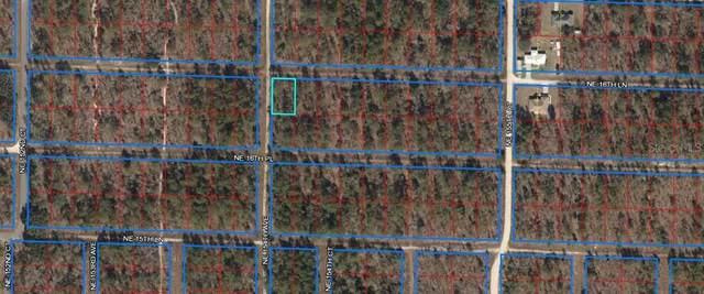 0 NE 16 Lane, Williston, FL 32696 (MLS #OM618624) :: Vacasa Real Estate