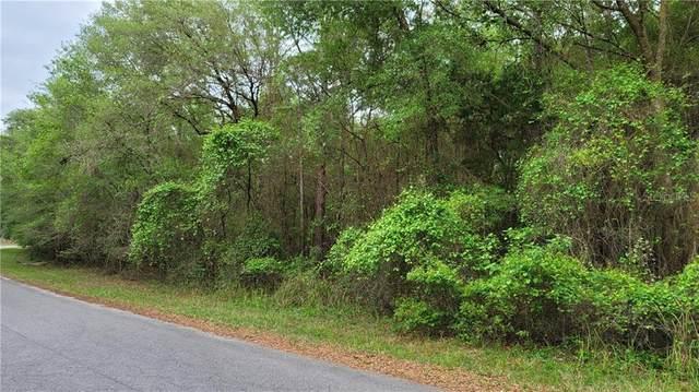 SW 86TH Street, Dunnellon, FL 34431 (MLS #OM618674) :: Vacasa Real Estate