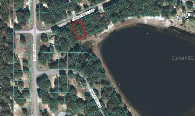 00 Fisher Way Loop, Ocklawaha, FL 32179 (MLS #OM618726) :: The Hesse Team