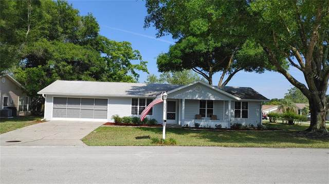 8254 SW 108TH Loop, Ocala, FL 34481 (MLS #OM618737) :: Bustamante Real Estate