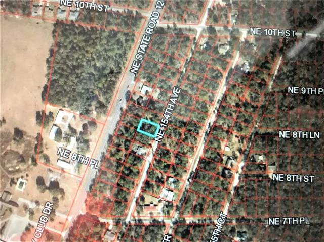 lot 8 NE 154TH Avenue, Williston, FL 32696 (MLS #OM618838) :: CGY Realty
