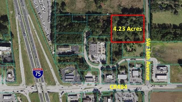 13350 SW 16TH Avenue, Ocala, FL 34473 (MLS #OM618861) :: RE/MAX LEGACY