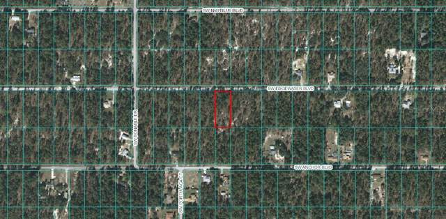 TBD SW Edgewater, Dunnellon, FL 34431 (MLS #OM618922) :: Rabell Realty Group