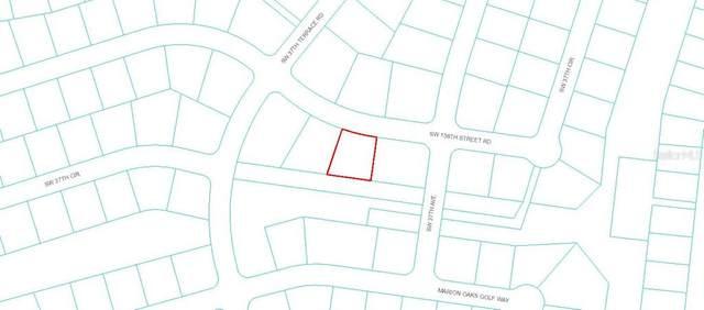 0 SW 158TH STREET Road, Ocala, FL 34473 (MLS #OM618950) :: Premium Properties Real Estate Services