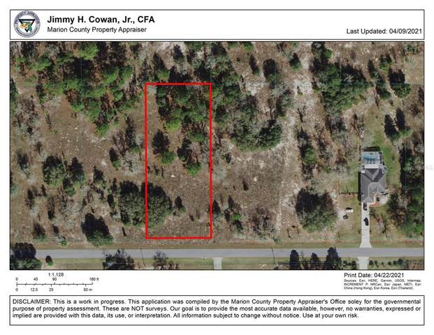 TBD SW Surf Boulevard, Dunnellon, FL 34431 (MLS #OM618964) :: Southern Associates Realty LLC