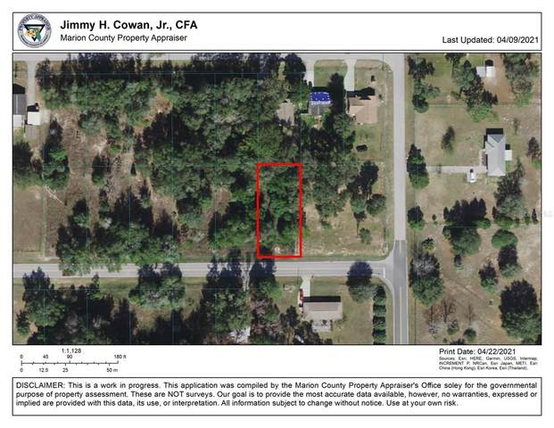 TBD SW Marine Boulevard, Dunnellon, FL 34431 (MLS #OM618968) :: Armel Real Estate