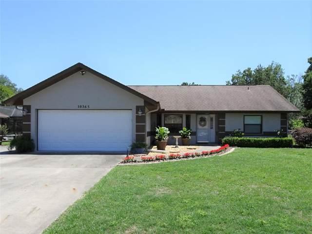 10365 SW 74TH Court, Ocala, FL 34476 (MLS #OM618992) :: Aybar Homes