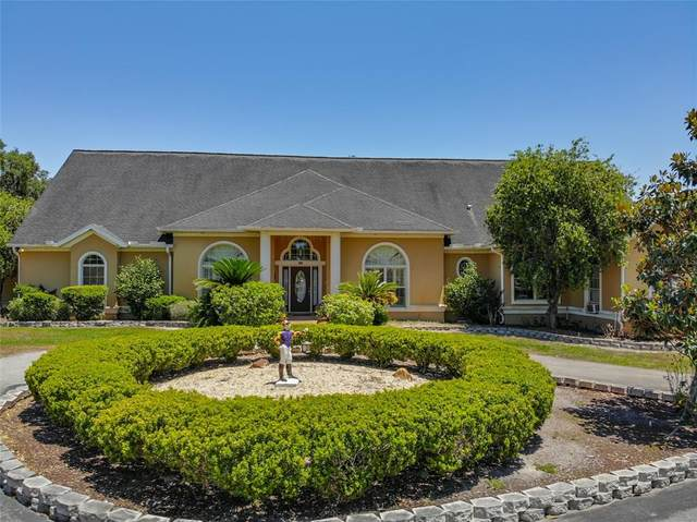 4905 NW 110TH Avenue, Ocala, FL 34482 (MLS #OM619032) :: The Paxton Group