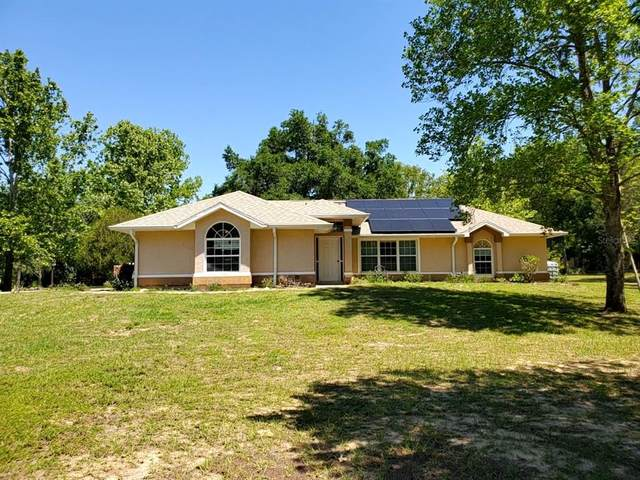13371 NE Hwy 27A, Williston, FL 32696 (MLS #OM619043) :: Sarasota Property Group at NextHome Excellence