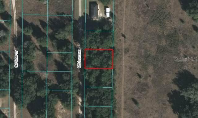 1275 NW 52ND Avenue, Ocala, FL 34482 (MLS #OM619077) :: Armel Real Estate