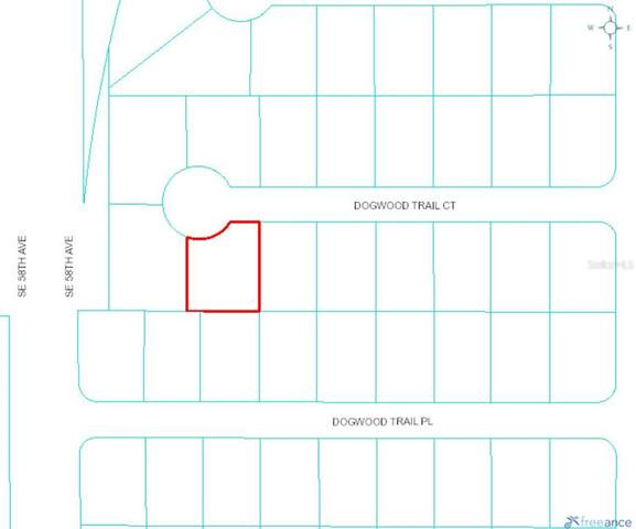 0000 DOGWOOD TRAIL CT, Ocala, FL 34472 (MLS #OM619387) :: Zarghami Group