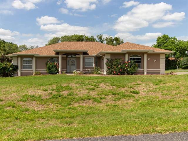 5269 SW 88TH Place, Ocala, FL 34476 (MLS #OM619459) :: The Paxton Group