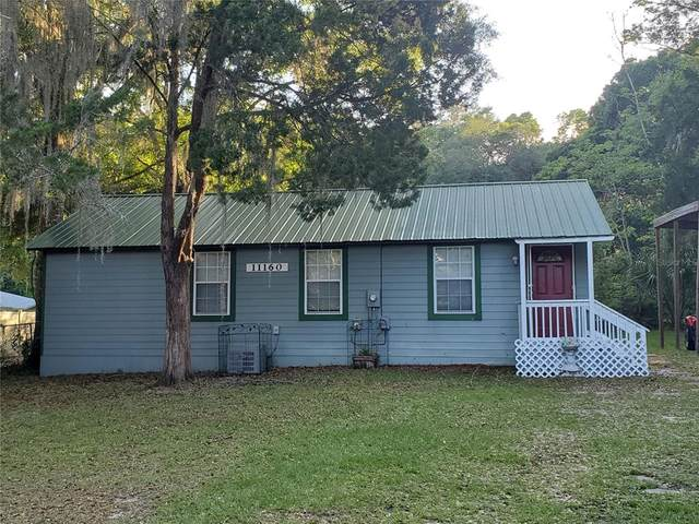 11160 SE 55TH AVENUE Road, Belleview, FL 34420 (MLS #OM619482) :: Realty Executives in The Villages