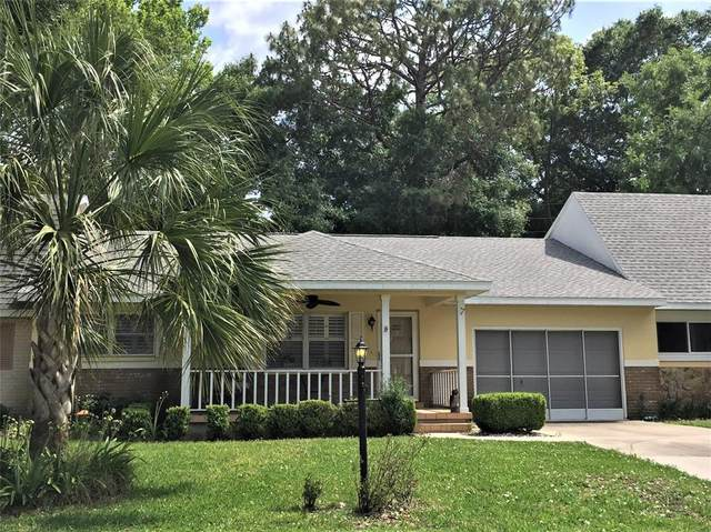8500 SW 93RD Lane C, Ocala, FL 34481 (MLS #OM619488) :: RE/MAX Marketing Specialists