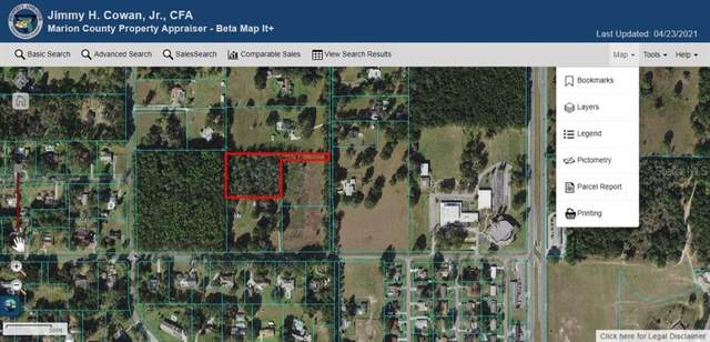Se 55Th Ave, Ocala, FL 34471 (MLS #OM619501) :: Premier Home Experts