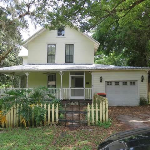 5916 SE Earp Road, Belleview, FL 34420 (MLS #OM619537) :: Armel Real Estate