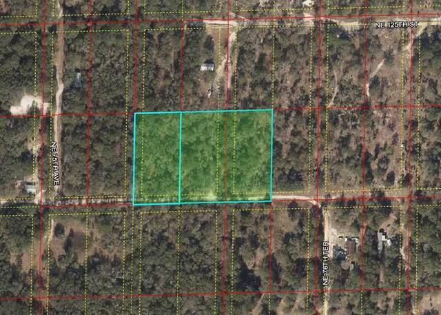 tbd NE 123RD Place, Bronson, FL 32621 (MLS #OM619547) :: Armel Real Estate
