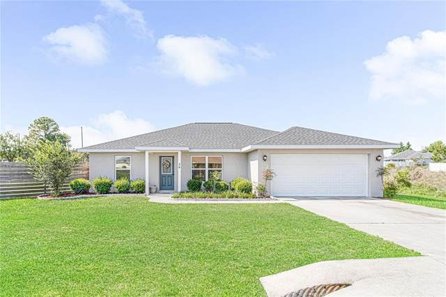 24 Juniper Circle Road, Ocala, FL 34480 (MLS #OM619581) :: Armel Real Estate