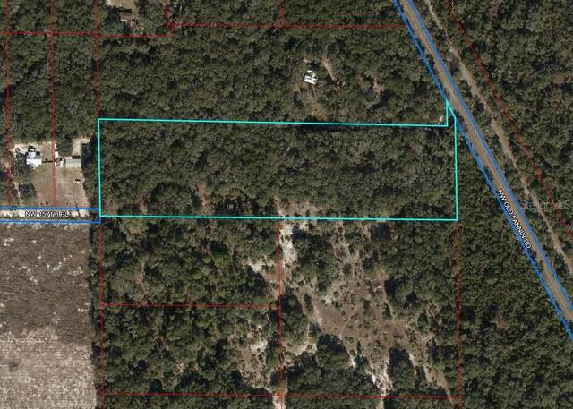 TBD NW Old Fanning Road, Trenton, FL 32693 (MLS #OM619670) :: The Kardosh Team