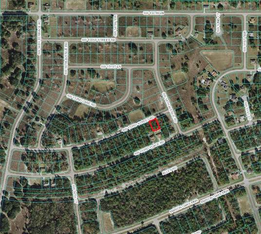 Sw 153Rd St Rd, Ocala, FL 34473 (MLS #OM619687) :: Premium Properties Real Estate Services