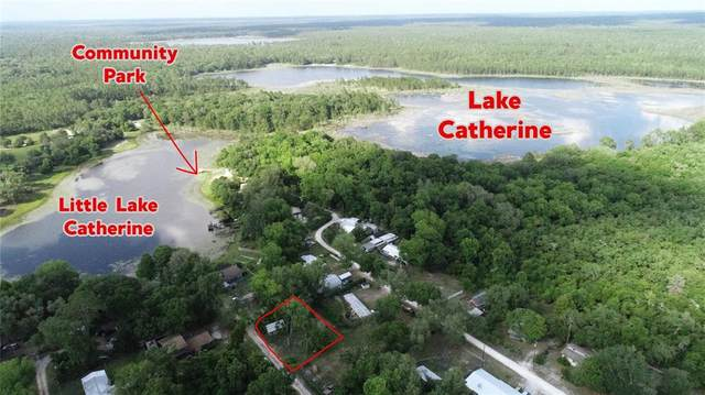 11311 SE 189TH Court, Ocklawaha, FL 32179 (MLS #OM619717) :: Everlane Realty