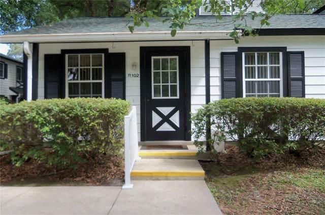 7930 Midway Drive Terrace R102, Ocala, FL 34472 (MLS #OM619719) :: Aybar Homes