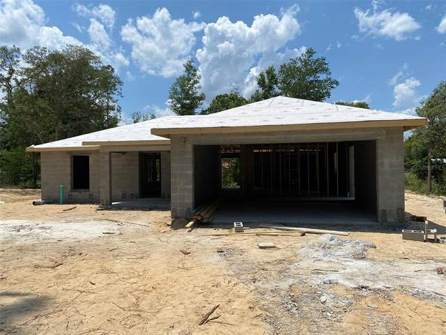 12114 SE Sw 87Th Terrace, Belleview, FL 34420 (MLS #OM619731) :: Realty Executives in The Villages