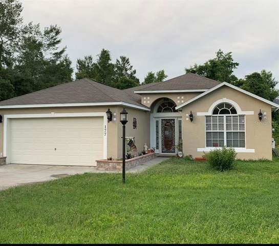 177 Marion Oaks Manor, Ocala, FL 34473 (MLS #OM619741) :: EXIT King Realty