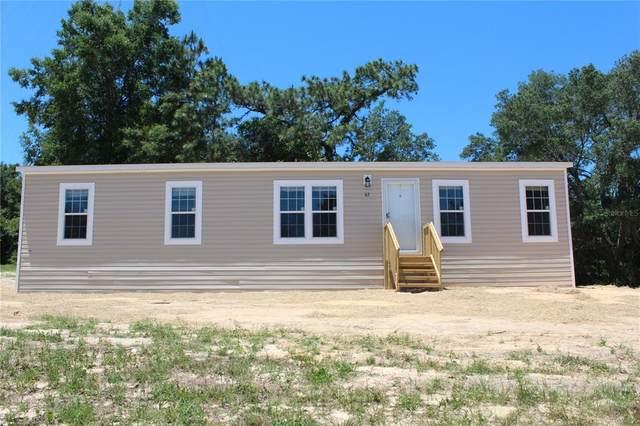 62 SE 70TH Circle, Ocala, FL 34472 (MLS #OM619750) :: SunCoast Home Experts
