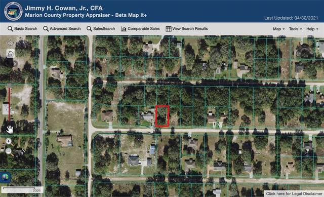 114TH  PLACE, Dunnellon, FL 34432 (MLS #OM619754) :: Realty Executives in The Villages