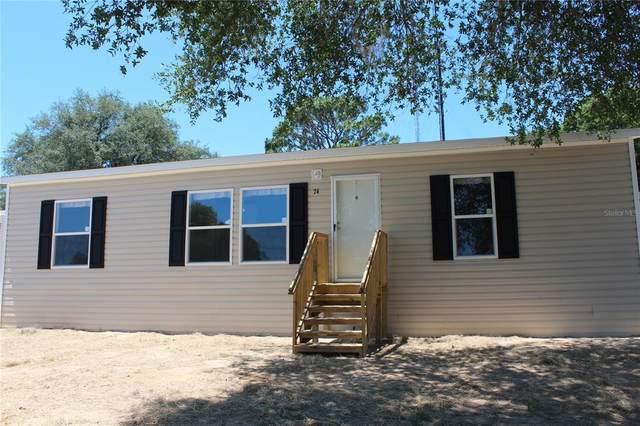 74 SE 70 Circle, Ocala, FL 34472 (MLS #OM619765) :: SunCoast Home Experts