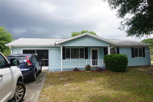 8915 SW 116TH ST Road, Ocala, FL 34481 (MLS #OM619786) :: Your Florida House Team