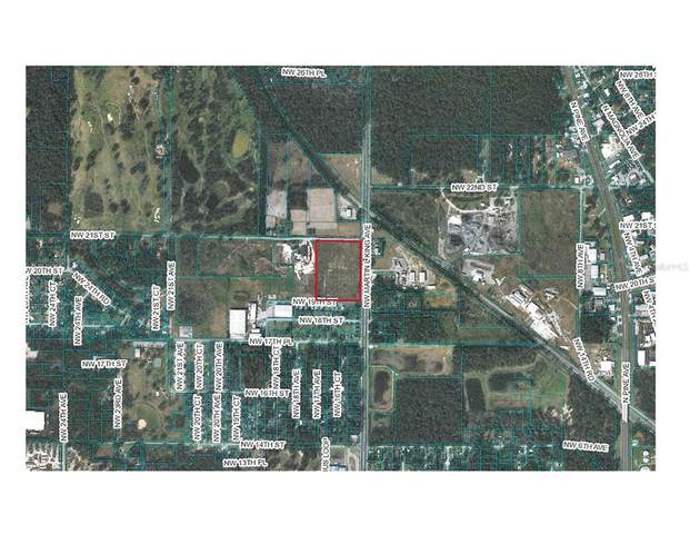 NW Martin Luther King Avenue, Ocala, FL 34475 (MLS #OM619798) :: SunCoast Home Experts