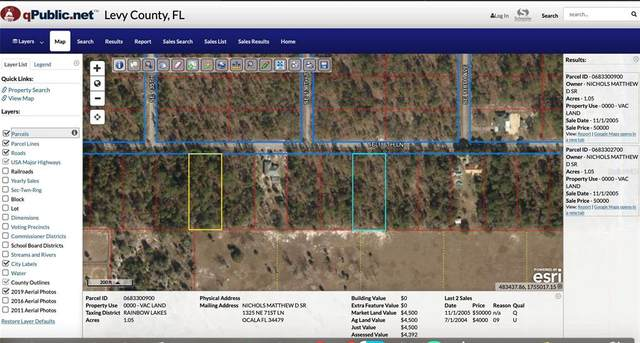 SE 116TH Lane, Dunnellon, FL 34431 (MLS #OM619815) :: Kelli and Audrey at RE/MAX Tropical Sands