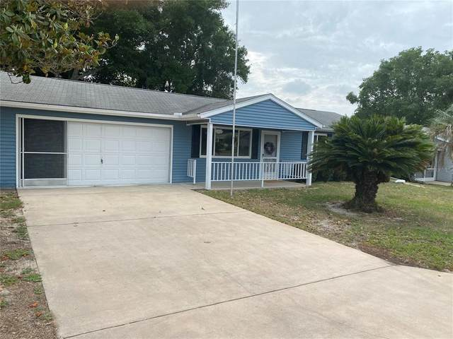 10891 SW 86TH Court, Ocala, FL 34481 (MLS #OM619827) :: MVP Realty