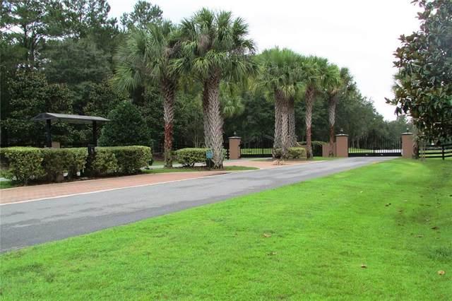 Lot 4 NW 145 AVENUE, Williston, FL 32696 (MLS #OM619834) :: Griffin Group