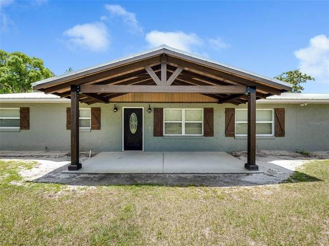 5002 SE 38TH Street, Ocala, FL 34480 (MLS #OM619837) :: Premier Home Experts
