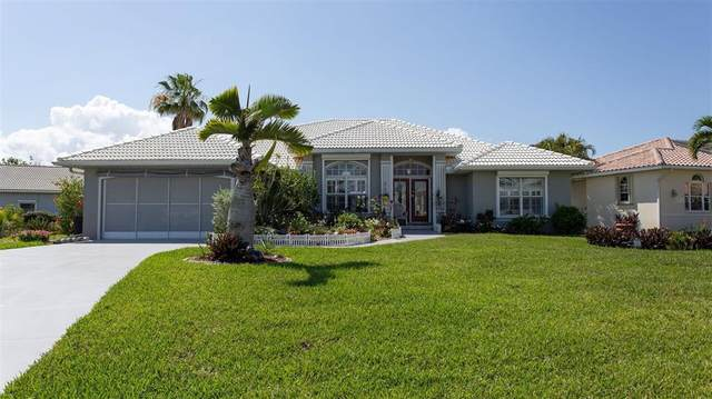 613 Zafra Court, Punta Gorda, FL 33950 (MLS #OM619838) :: Lockhart & Walseth Team, Realtors