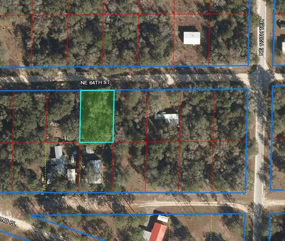 11190 NE 64TH Street, Williston, FL 32696 (MLS #OM619922) :: CGY Realty