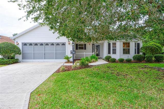 9300 SE 171ST LE FLORE Lane, The Villages, FL 32162 (MLS #OM619923) :: Realty Executives in The Villages