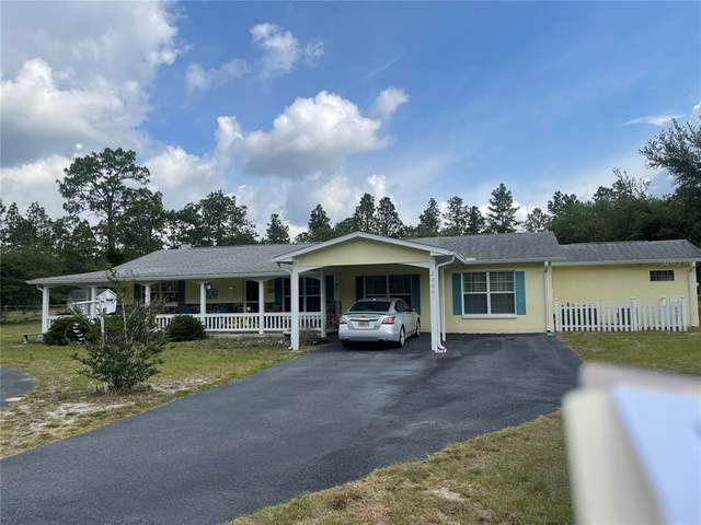 23061 SW Nautilus Boulevard, Dunnellon, FL 34431 (MLS #OM619966) :: Southern Associates Realty LLC
