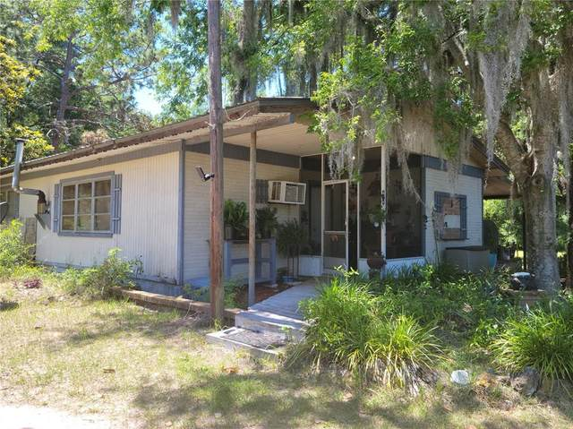 4435 NE 142ND Avenue, Williston, FL 32696 (MLS #OM619983) :: Delgado Home Team at Keller Williams