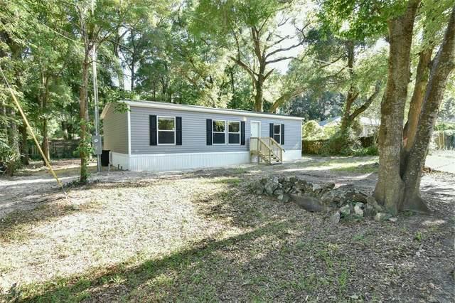 6735 SW 51ST Avenue, Gainesville, FL 32608 (MLS #OM620005) :: Frankenstein Home Team