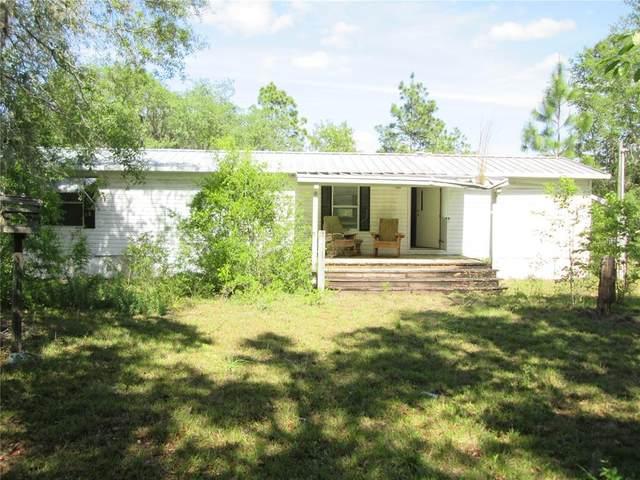 5851 NE 110 Avenue, Bronson, FL 32621 (MLS #OM620085) :: Southern Associates Realty LLC