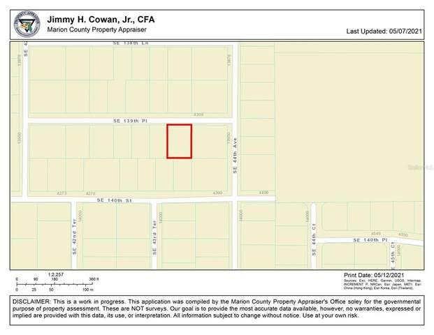 0 SE 139TH Place, Summerfield, FL 34491 (MLS #OM620126) :: Armel Real Estate