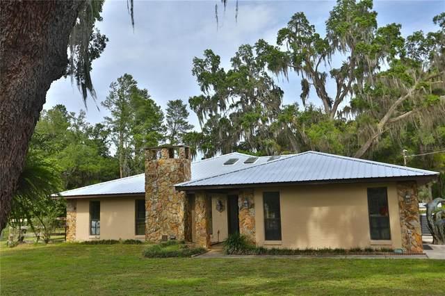 10505 SE 25TH Avenue, Ocala, FL 34480 (MLS #OM620129) :: Better Homes & Gardens Real Estate Thomas Group