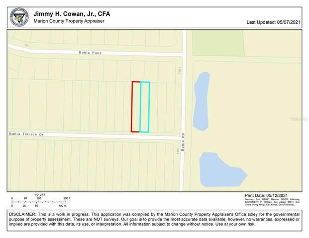 0 Bahia Terrace Drive, Ocala, FL 34472 (MLS #OM620135) :: CGY Realty
