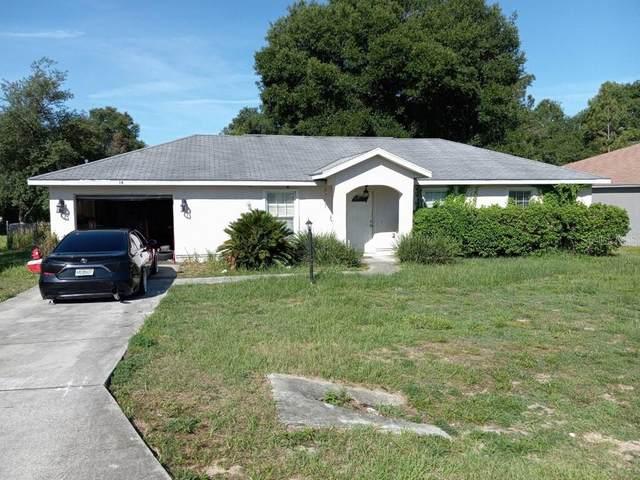 18 Hemlock Radial Circle, Ocala, FL 34472 (MLS #OM620190) :: Southern Associates Realty LLC